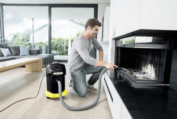 Come pulire la stufa a pellet e il caminetto