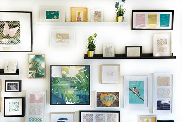 Come arredare con i quadri: ispirazioni e istruzioni per una casa elegante e accogliente