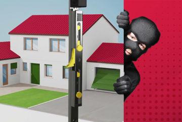 Come bloccare le tapparelle e le finestre della tua casa