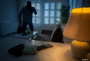 Come evitare i furti in casa?