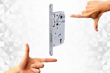 Come misurare una serratura per porta da interno