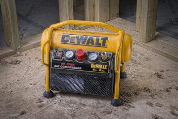 Compressore aria portatile Dewalt – DPC6MRC 6 litri