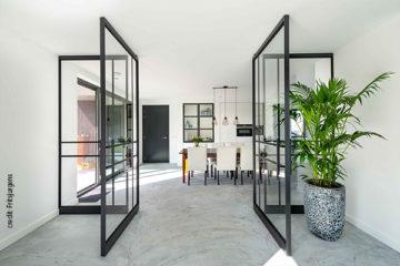 Porte da interno:  tipi di apertura
