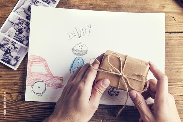Lavoretti per la Festa del Papà da realizzare con i bambini