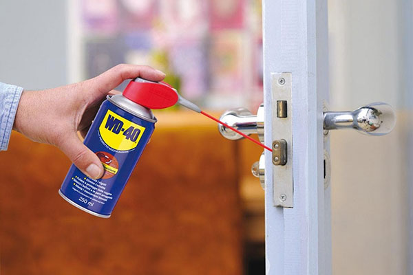 A cosa serve il WD 40?