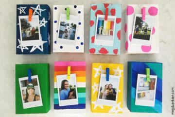 Cornice creativa per foto