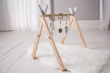 Costruire una palestrina per neonati