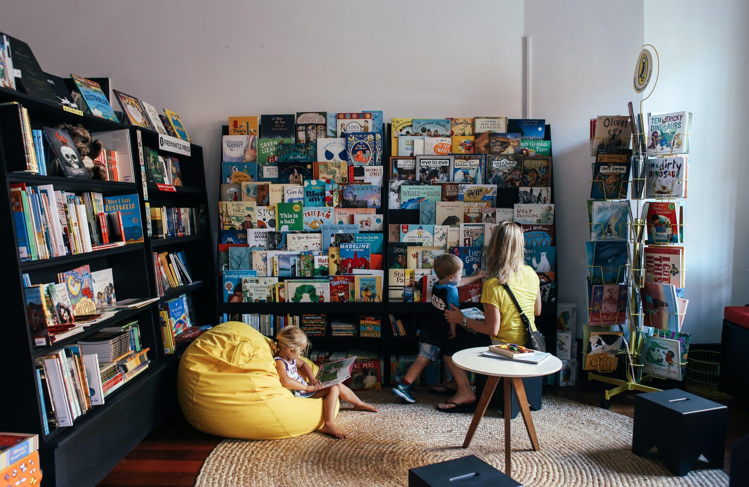 La libreria montessoriana fai da te