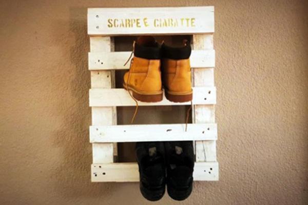 Come costruire una scarpiera fai da te