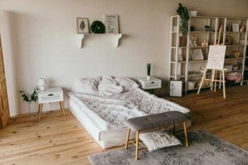 Testata del letto fai da te: come rinnovare la stanza da letto