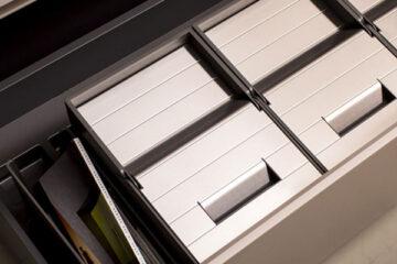 Come organizzare la raccolta differenziata in casa